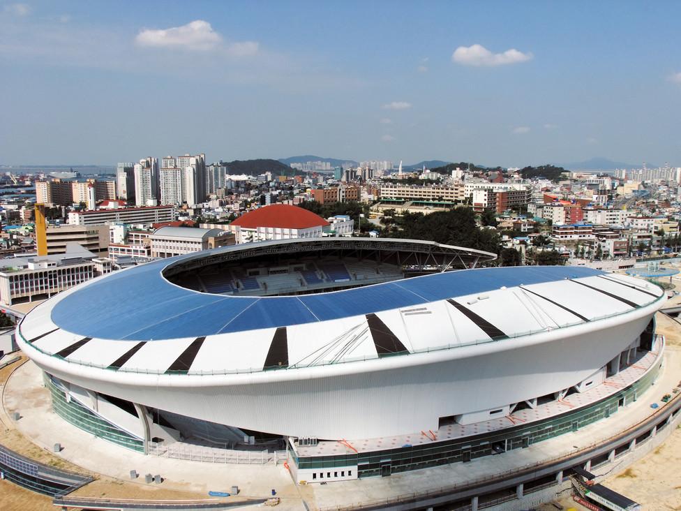 Soong-eui Arena Park Stadium