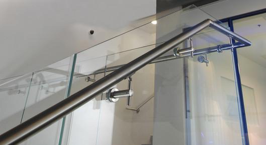 Tube Handrail - Detail