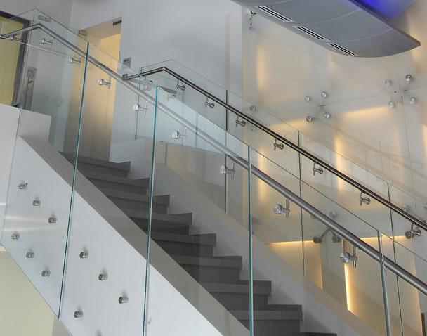 Indoor Tube Handrails