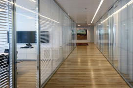 Glass Room Partition