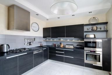Lava Style Kitchen