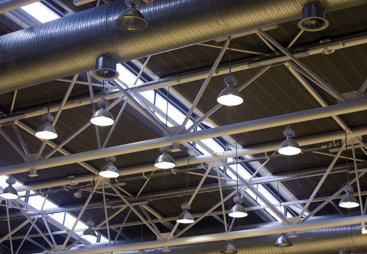 Gym Ceiling