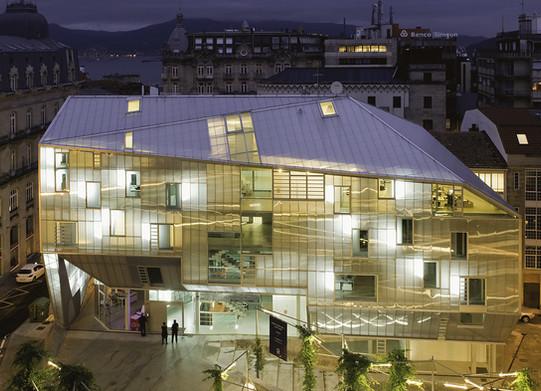 Architectural Firm, Vigo, Spain