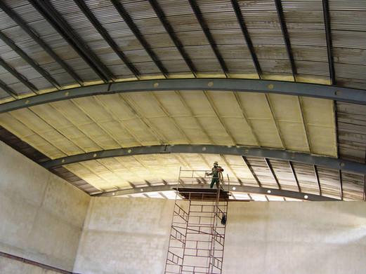 PU Roof Insulation