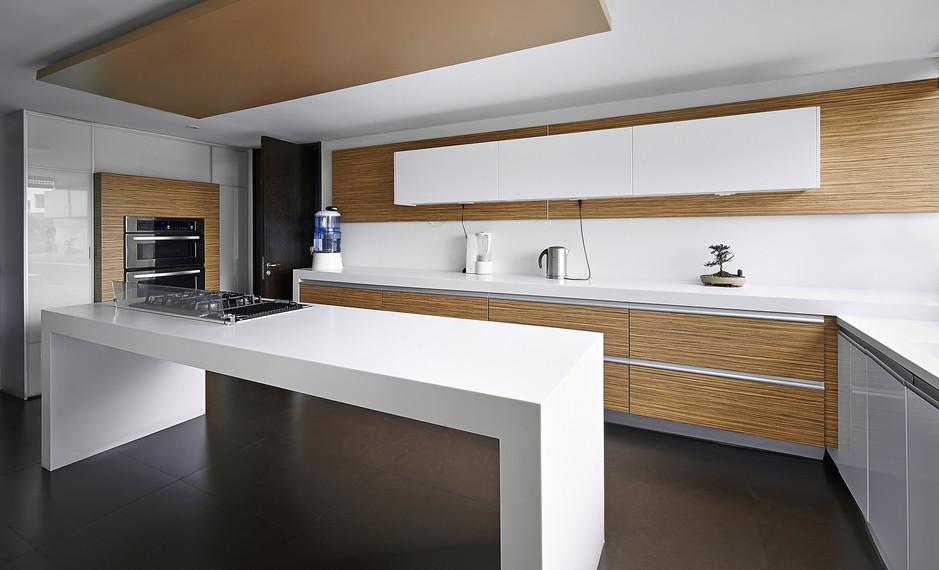 Mojave Style Kitchen