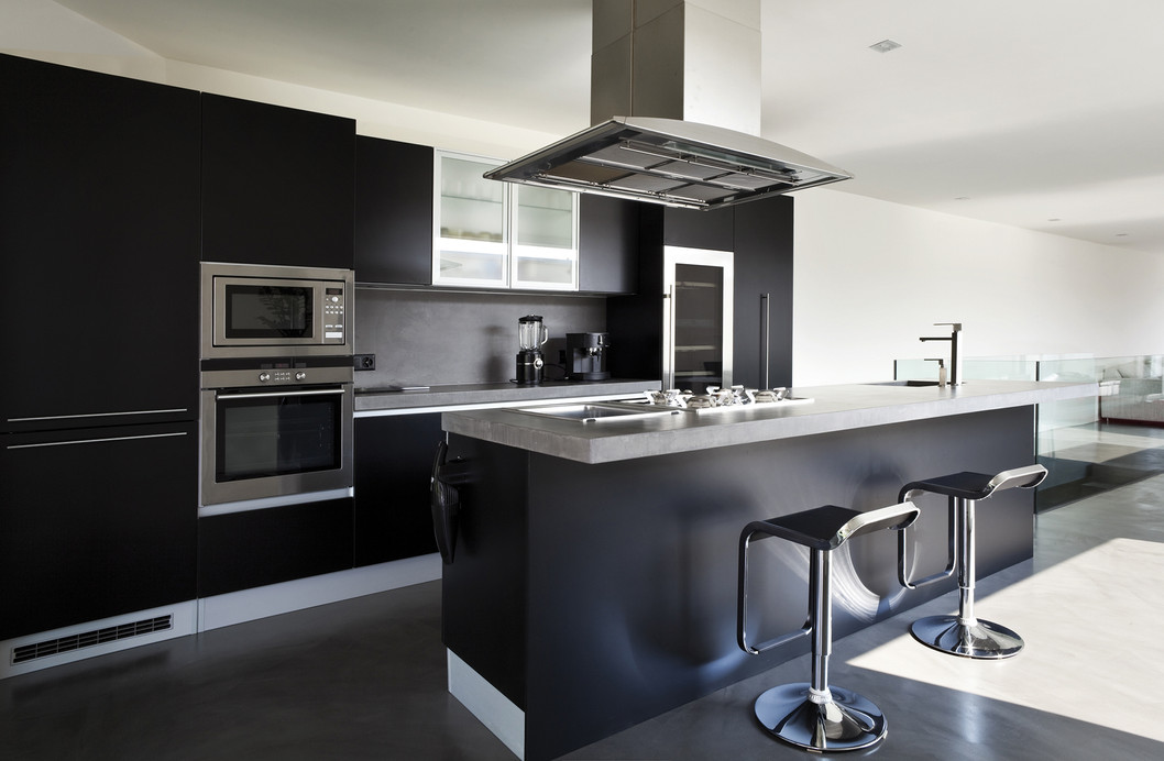 Slate Style Kitchen