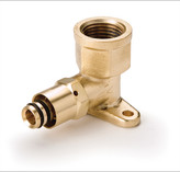 Flanged Tap Connector