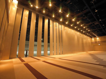 Exhibition Hall Partition