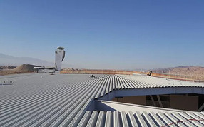 Terminal Roof