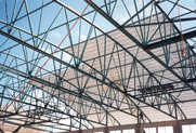 Gym Ceiling -Construction
