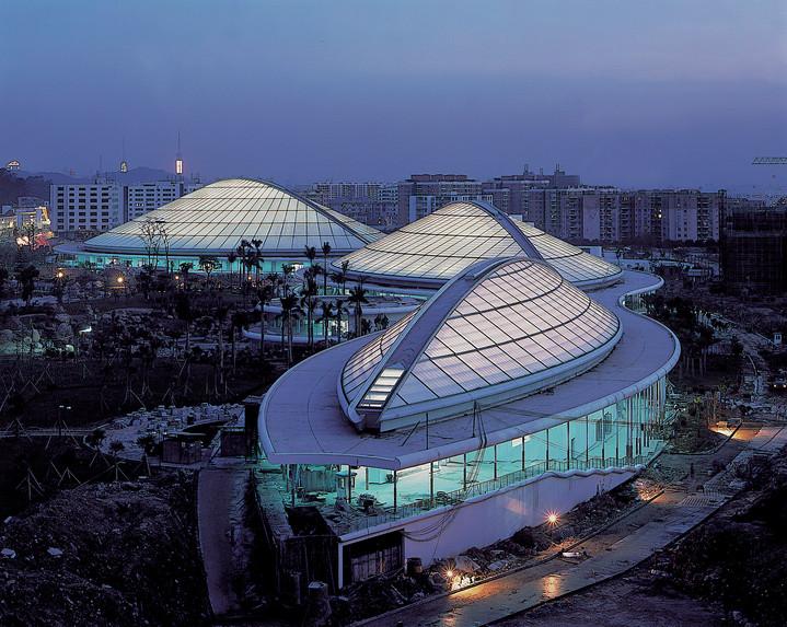 Guangzhou Gymnasium, Canton, China