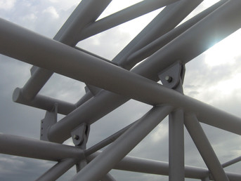 Pipe Shaped Steel Structure