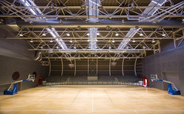 Gym Ceiling and Acoustic Panels