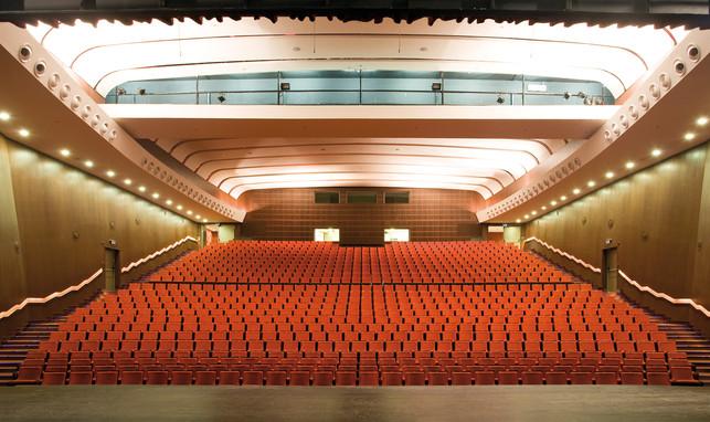 Theater Hall, Haifa, Israel