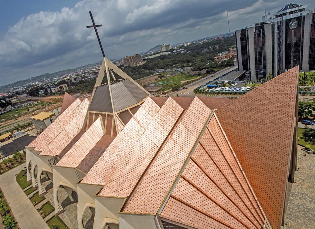 Danpalon Skylight Church Spire, Abuja
