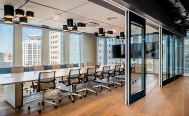 Glass Conference Room Partition