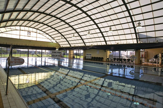 Pool Canopy Structure, Israel