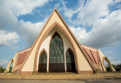 National Christian Center, Abuja