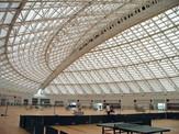 Guangzhou Gymnasium, interior