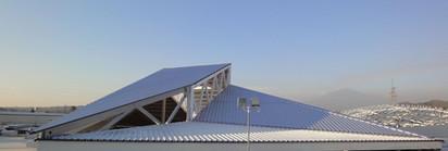 Industrial Building Roof