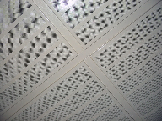 Custom Perforated Panel
