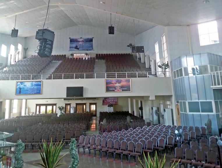 Foursquare Church, Yaba, Lagos