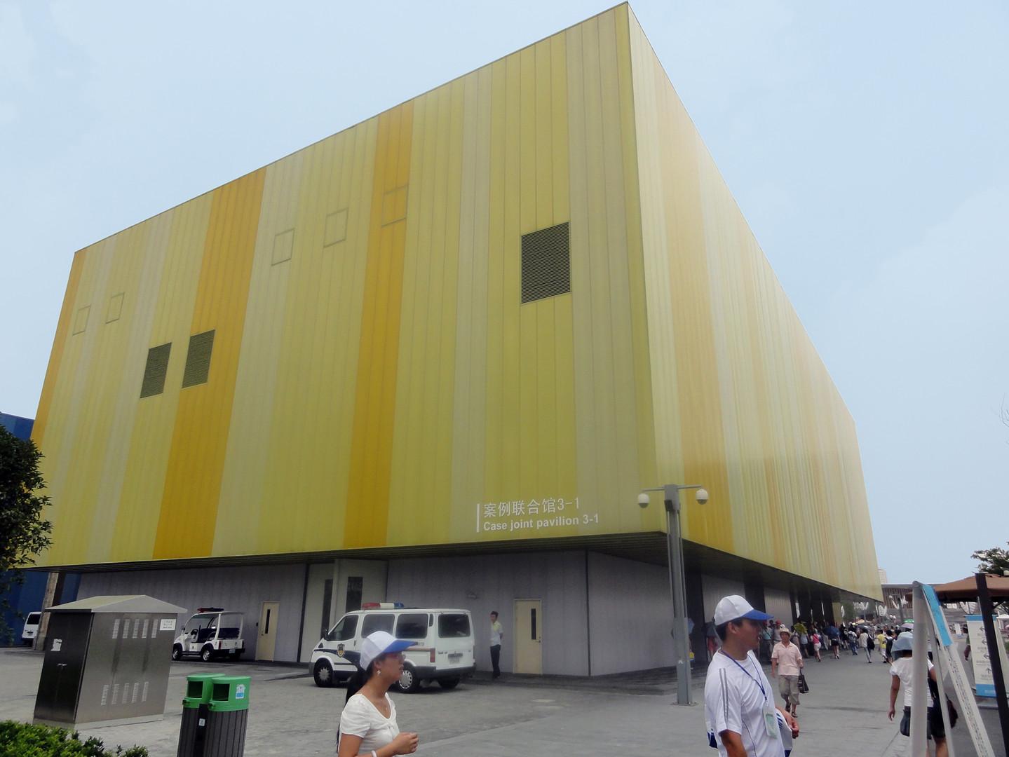 Case Joint Pavilion, Expo 2010, Shanghai