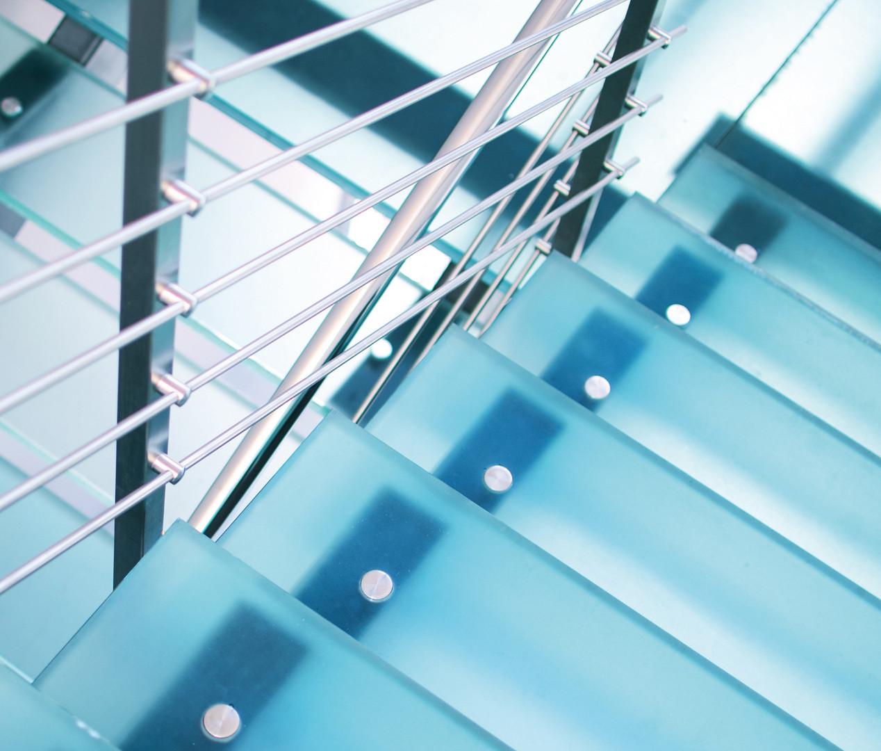 Indoor Wire Rope Handrail