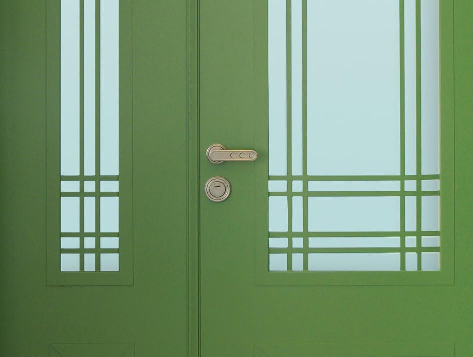 SECURITY & INTERIOR DOORS