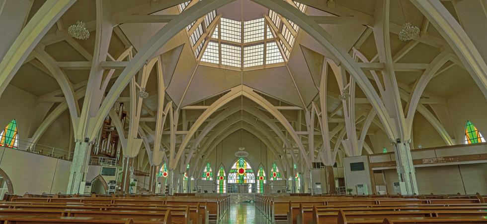 CHURCH & HALL ACOUSTICS