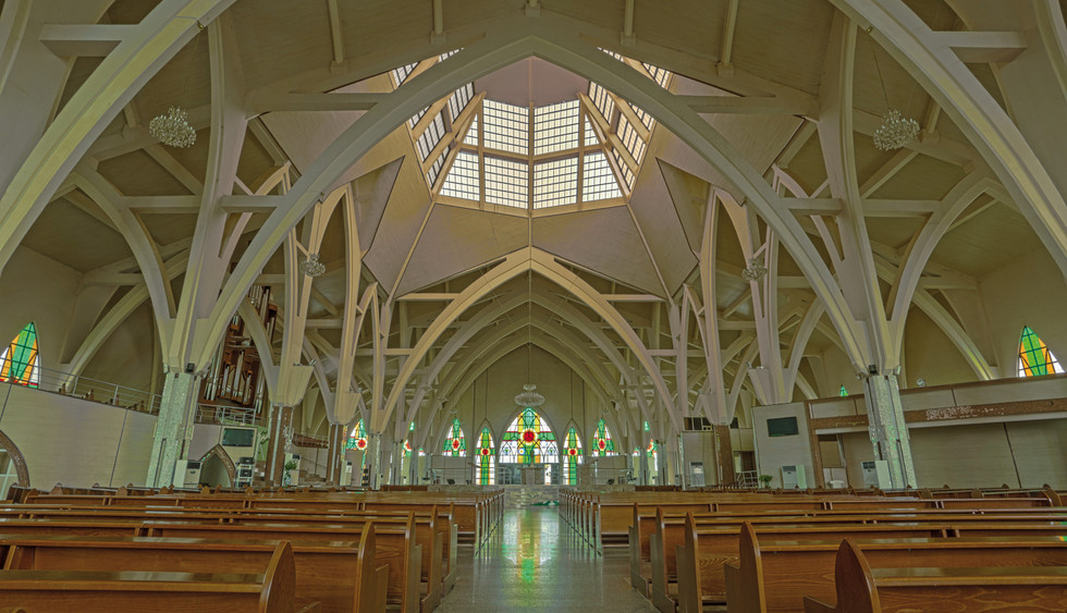 CHURCH & HALL ACOUSTICS