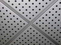 Drop-in Perforated Panel