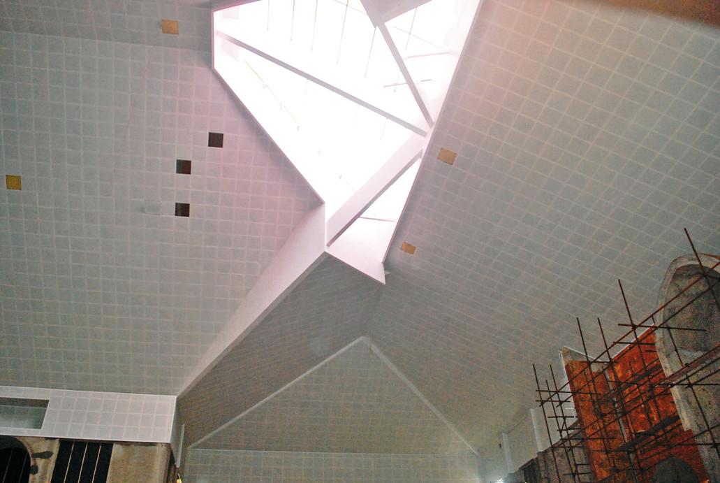 Church Ceiling, Lekki, Lagos