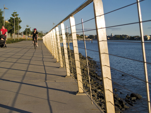 Outdoor Cable Railing