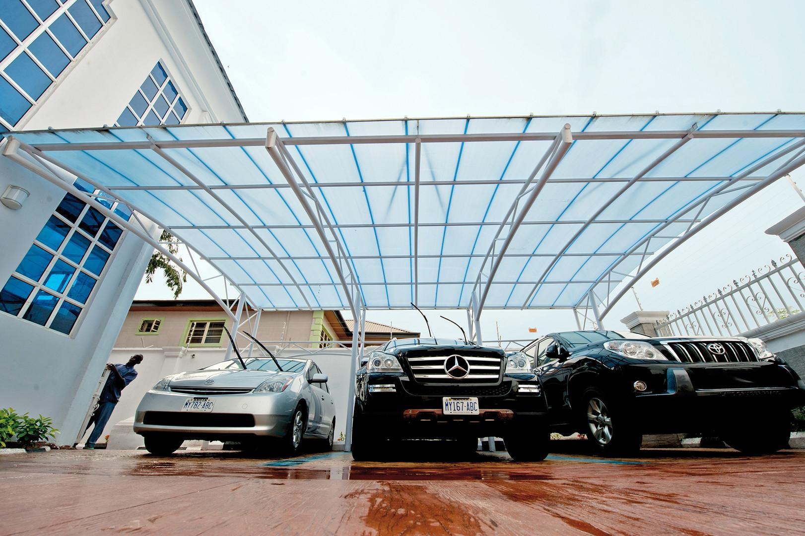 Carpark Canopy, Abuja