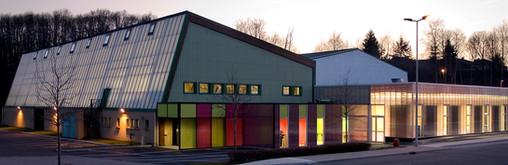 Gymnase Le Dac, France