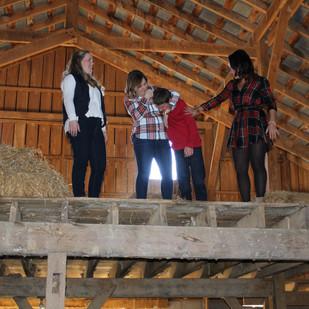 Barn Door Introductions