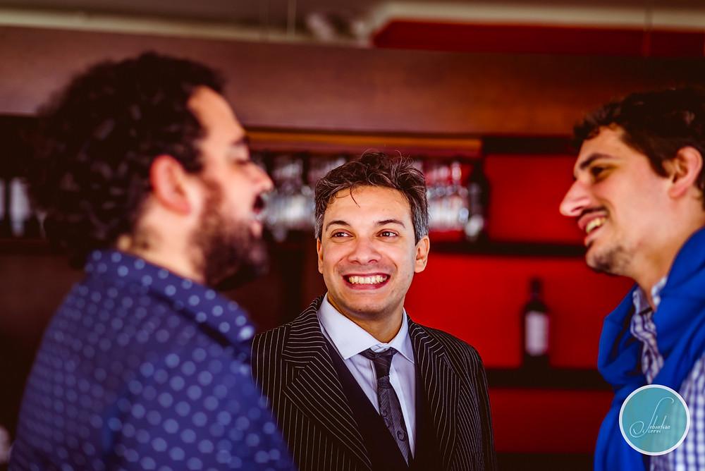 Sebastián Di Siervi - Fotografía de bodas - Mar del Plata