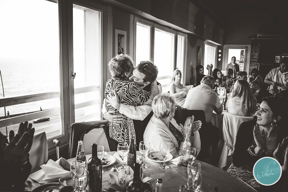 Sebastián Di Siervi - Fotógrafo de casamientos - Mar del Plata