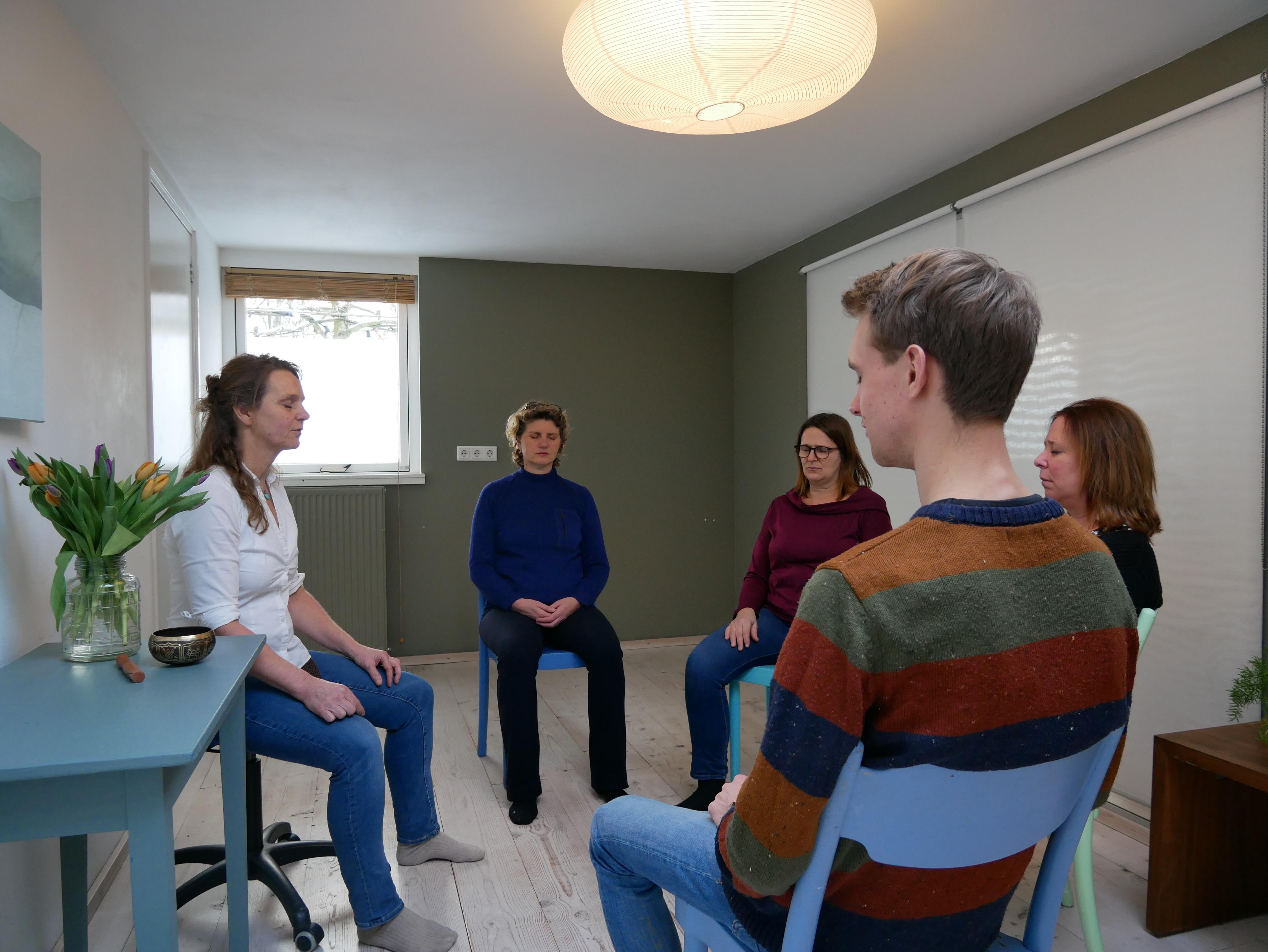 Mindfulness cursus (nov-dec 2021)