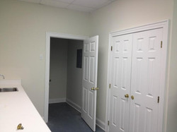 view of pantry/storage area