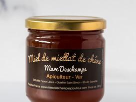 Miel de miellat de chêne Paray le Monial