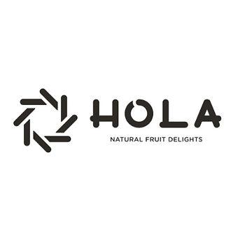 Logo-Hola Natural Fruits Delights