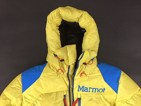 Marmot 8000m Suit Review
