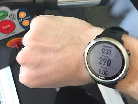 Garmin Running Power - Initial Impressions