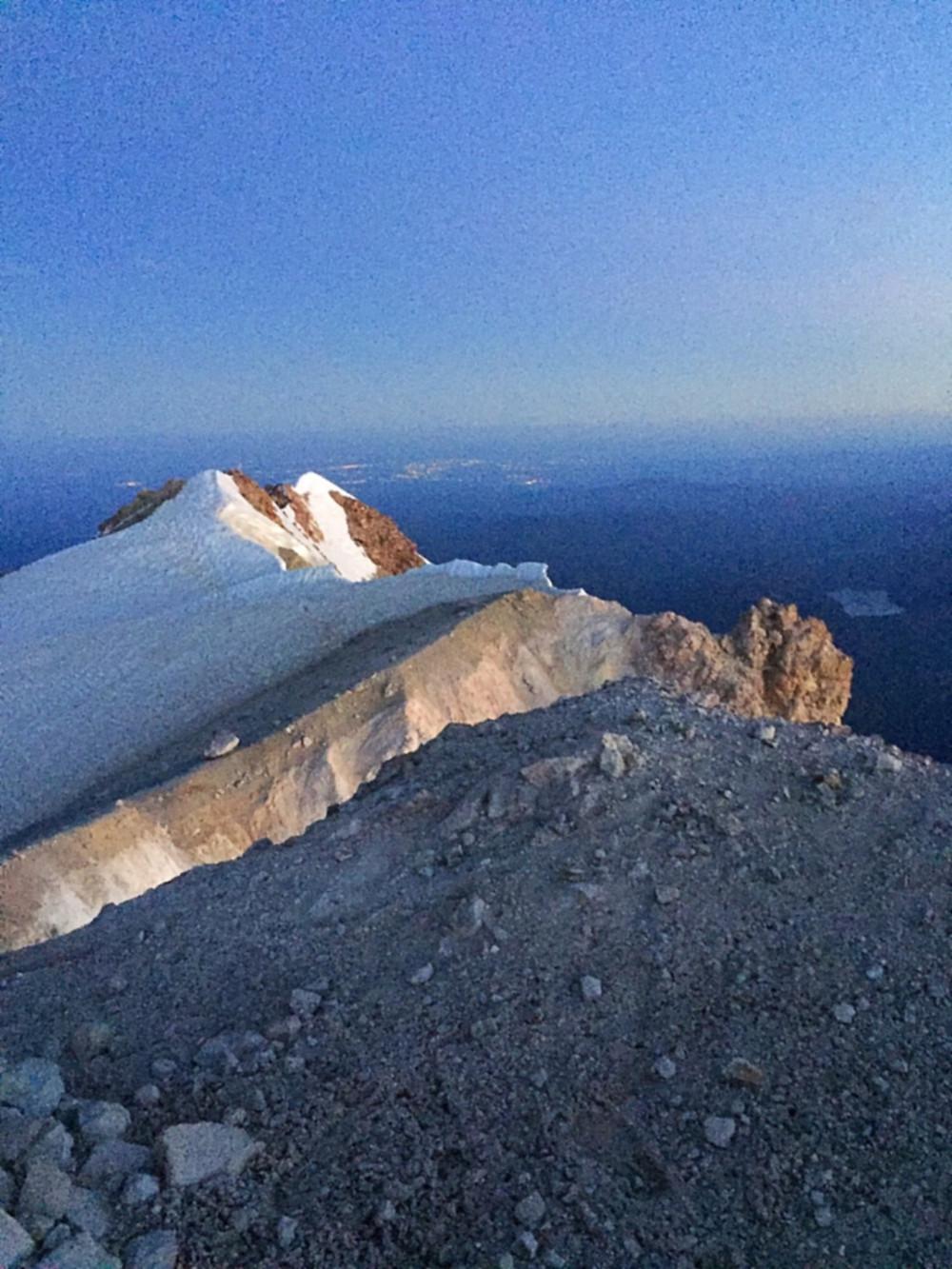 Mt. Hood and Portland