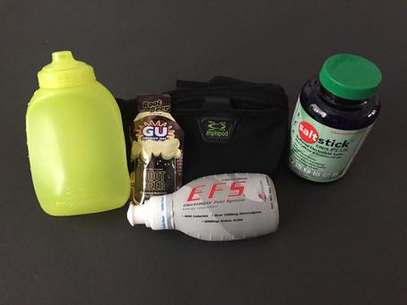 Marathon Race Day Nutrition