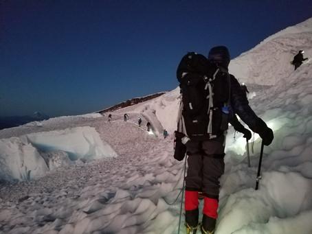 Mt. Rainier Climb 2017