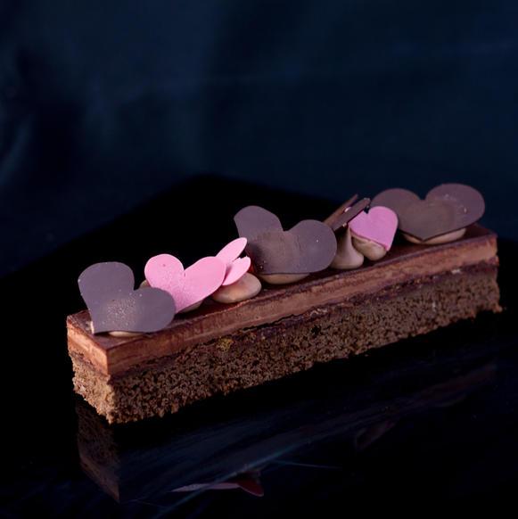Valentine's day Chcooalte cake