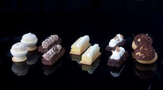 Mini desserts winter